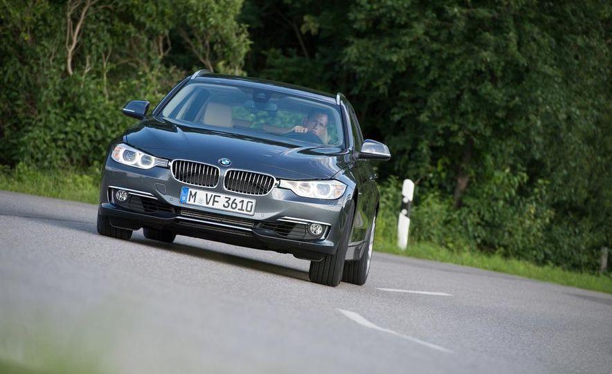 2014 BMW 328i Sport Wagon - Slide 12
