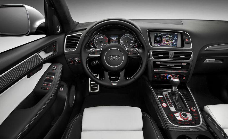 2013 Audi SQ5 TDI - Slide 27