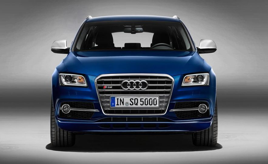 2013 Audi SQ5 TDI - Slide 5