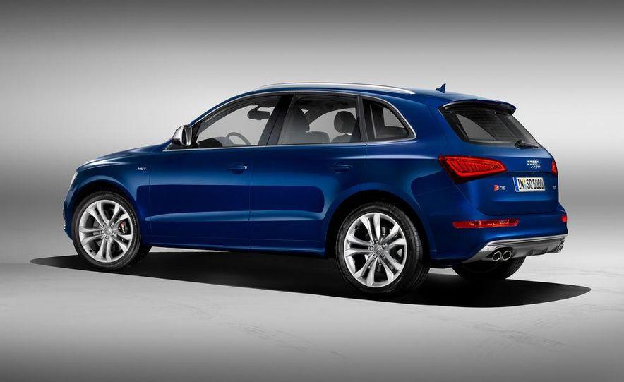 2013 Audi SQ5 TDI - Slide 10