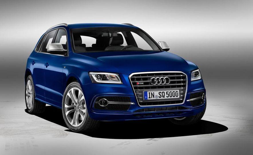 2013 Audi SQ5 TDI - Slide 12
