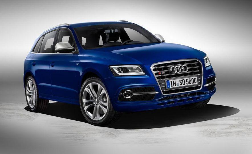 2013 Audi SQ5 TDI - Slide 13