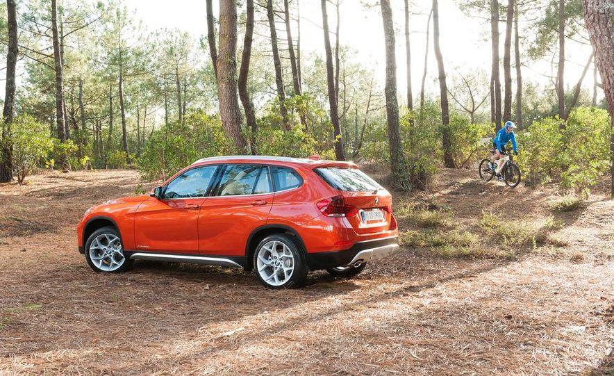 2013 BMW X1 xDrive35i - Slide 48