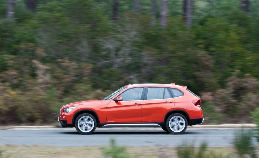 2013 BMW X1 xDrive35i - Slide 52