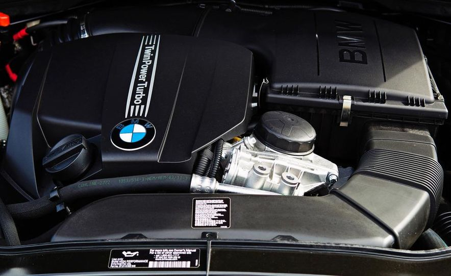 2013 BMW X1 xDrive35i - Slide 45
