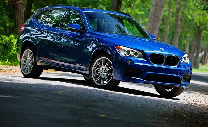 2013 BMW X1 xDrive35i - Slide 5