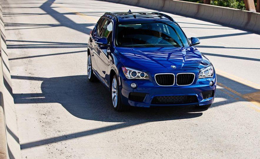 2013 BMW X1 xDrive35i - Slide 10