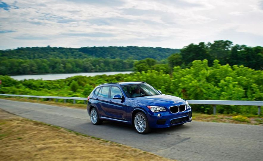 2013 BMW X1 xDrive35i - Slide 13