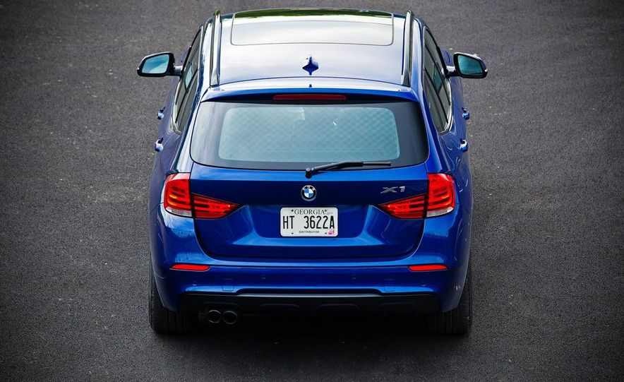 2013 BMW X1 xDrive35i - Slide 16