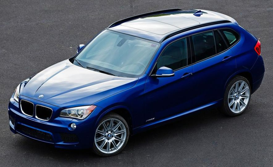 2013 BMW X1 xDrive35i - Slide 20