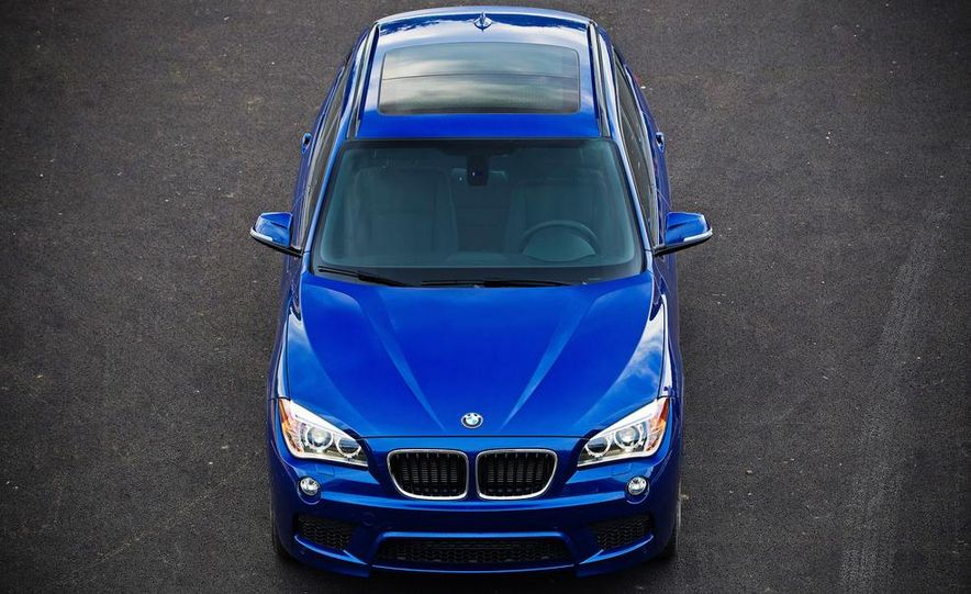 2013 BMW X1 xDrive35i - Slide 21