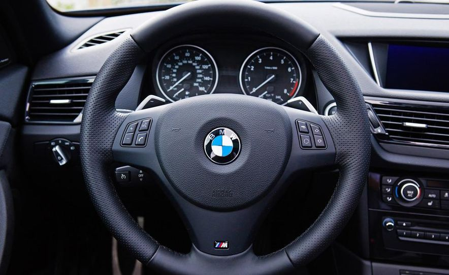2013 BMW X1 xDrive35i - Slide 34
