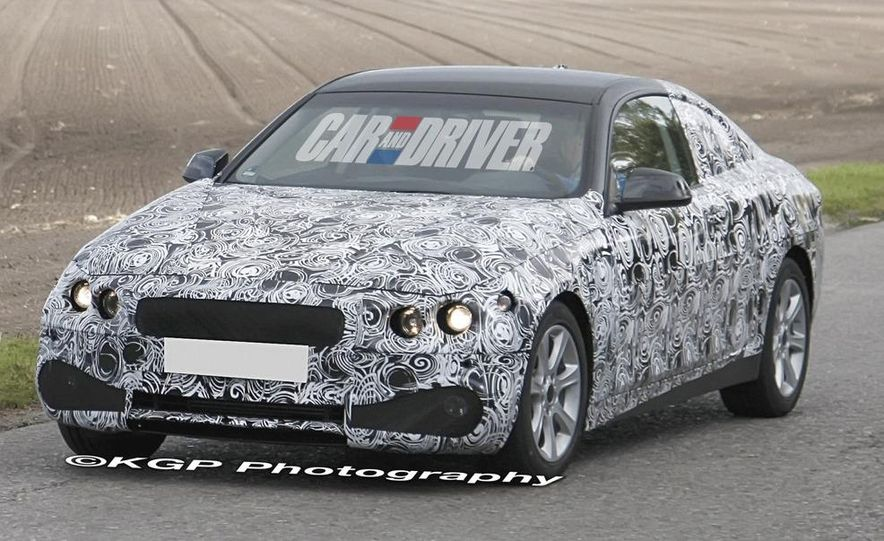 2014 BMW M4 coupe (spy photo) - Slide 20