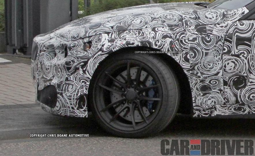 2014 BMW M4 coupe (spy photo) - Slide 12