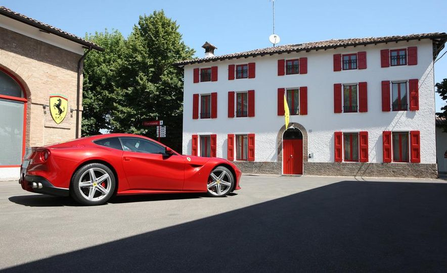 2013 Ferrari F12berlinetta - Slide 7