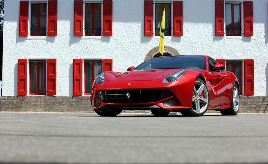 2013 Ferrari F12berlinetta - Slide 14