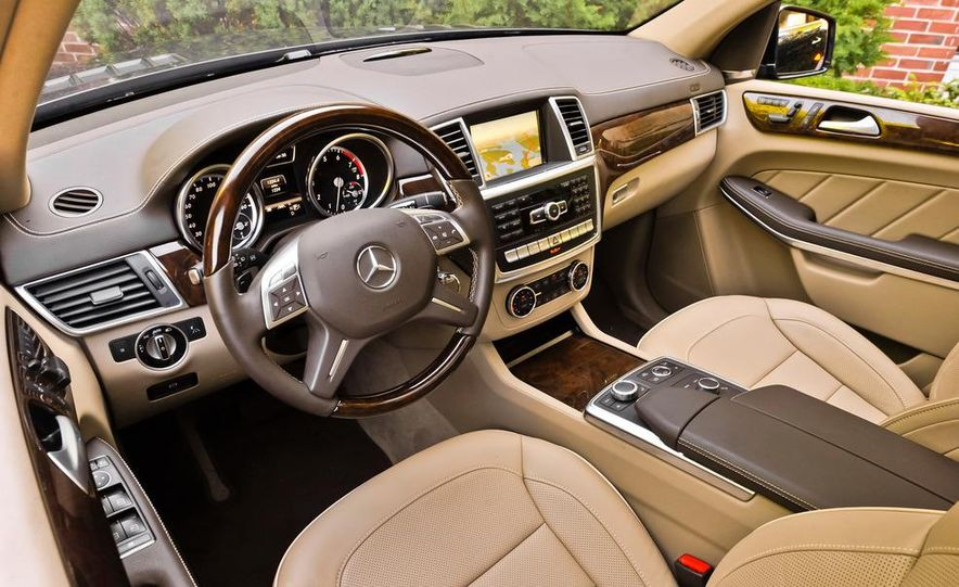 2013 Mercedes-Benz GL350 BlueTec - Slide 48