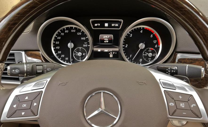 2013 Mercedes-Benz GL350 BlueTec - Slide 52
