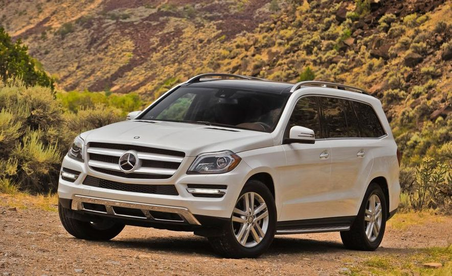 2013 Mercedes-Benz GL350 BlueTec - Slide 3