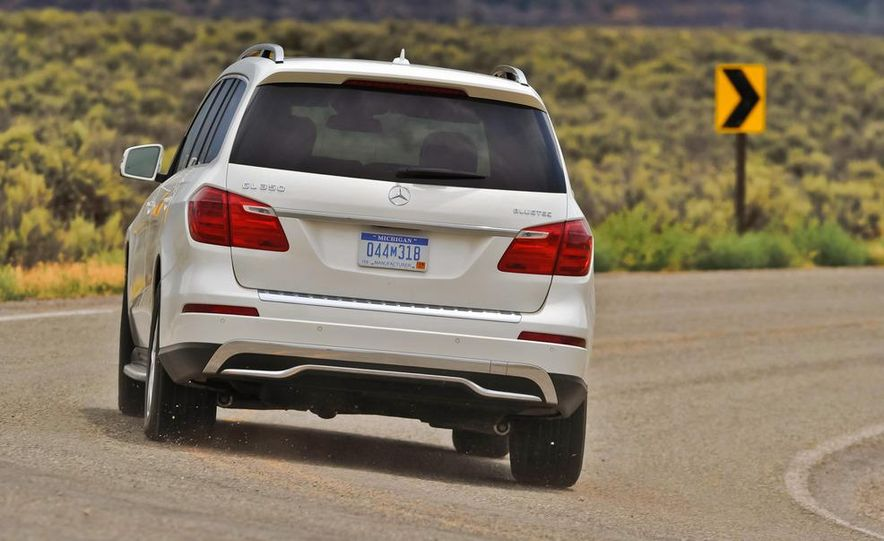 2013 Mercedes-Benz GL350 BlueTec - Slide 4