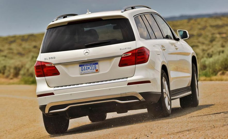 2013 Mercedes-Benz GL350 BlueTec - Slide 5