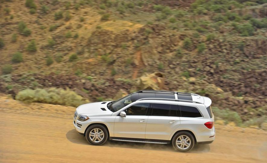 2013 Mercedes-Benz GL350 BlueTec - Slide 6