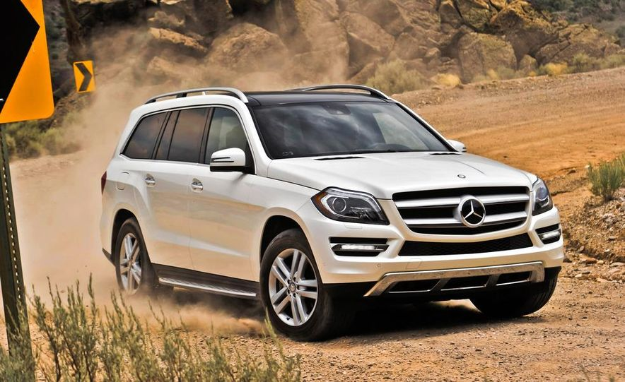 2013 Mercedes-Benz GL350 BlueTec - Slide 7