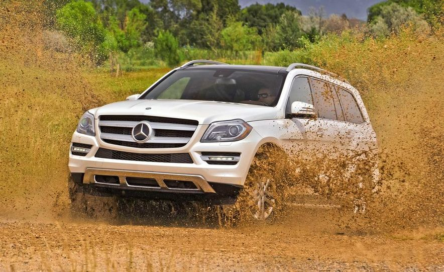 2013 Mercedes-Benz GL350 BlueTec - Slide 10
