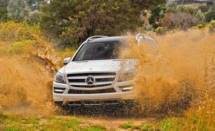 2013 Mercedes-Benz GL350 BlueTec - Slide 11