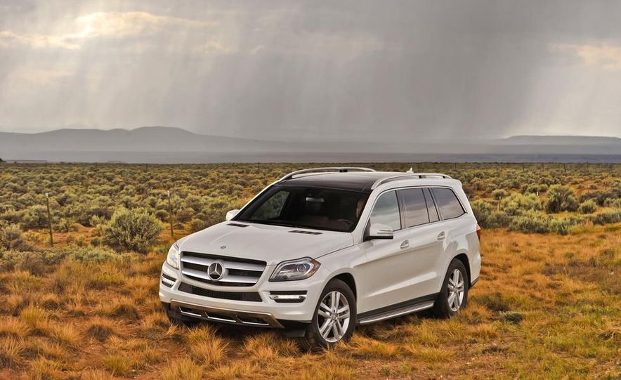 2013 Mercedes-Benz GL350 BlueTec - Slide 12