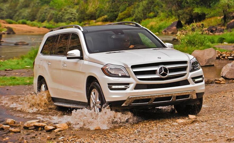 2013 Mercedes-Benz GL350 BlueTec - Slide 13