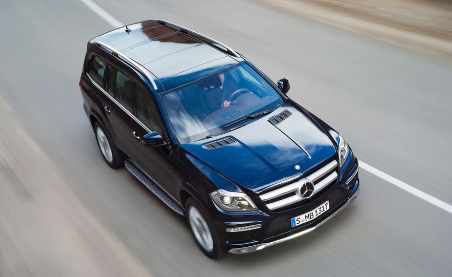 2013 Mercedes-Benz GL350 BlueTec - Slide 16