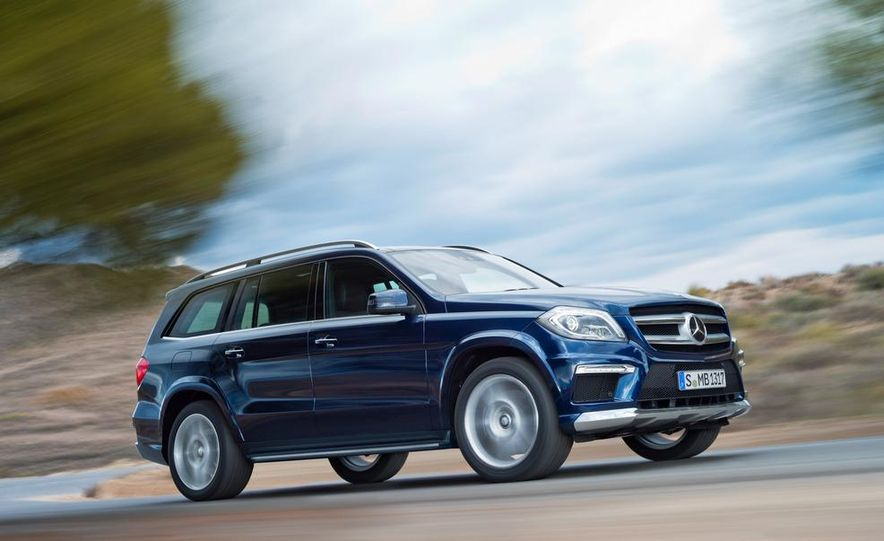 2013 Mercedes-Benz GL350 BlueTec - Slide 17