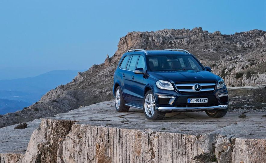 2013 Mercedes-Benz GL350 BlueTec - Slide 19