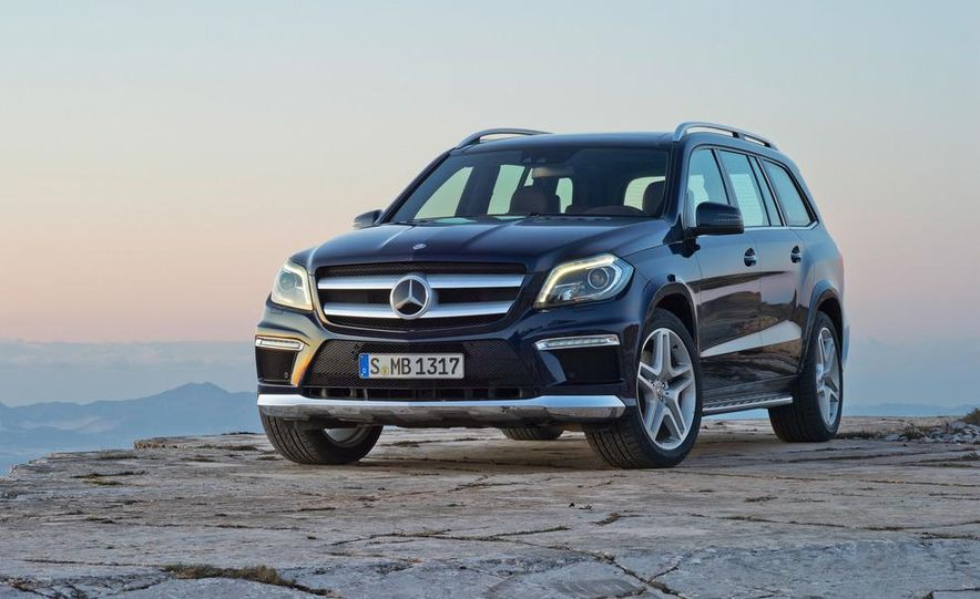 2013 Mercedes-Benz GL350 BlueTec - Slide 20