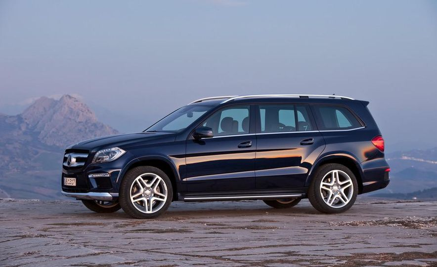 2013 Mercedes-Benz GL350 BlueTec - Slide 26