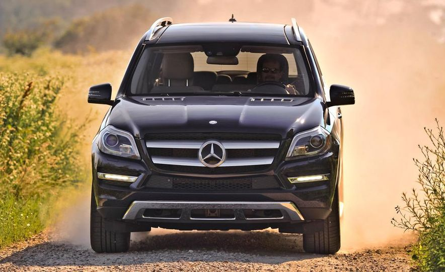 2013 Mercedes-Benz GL350 BlueTec - Slide 27