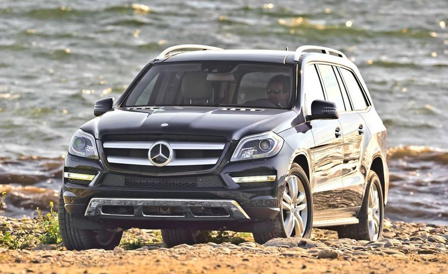 2013 Mercedes-Benz GL350 BlueTec - Slide 28
