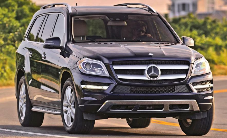 2013 Mercedes-Benz GL350 BlueTec - Slide 29