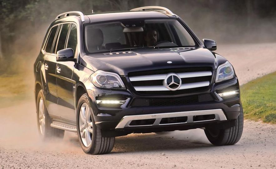 2013 Mercedes-Benz GL350 BlueTec - Slide 30