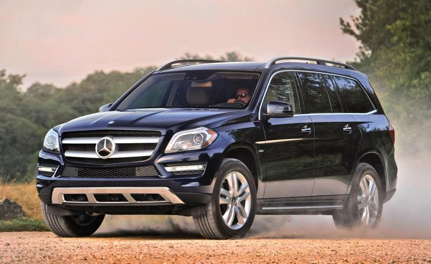 2013 Mercedes-Benz GL350 BlueTec - Slide 31