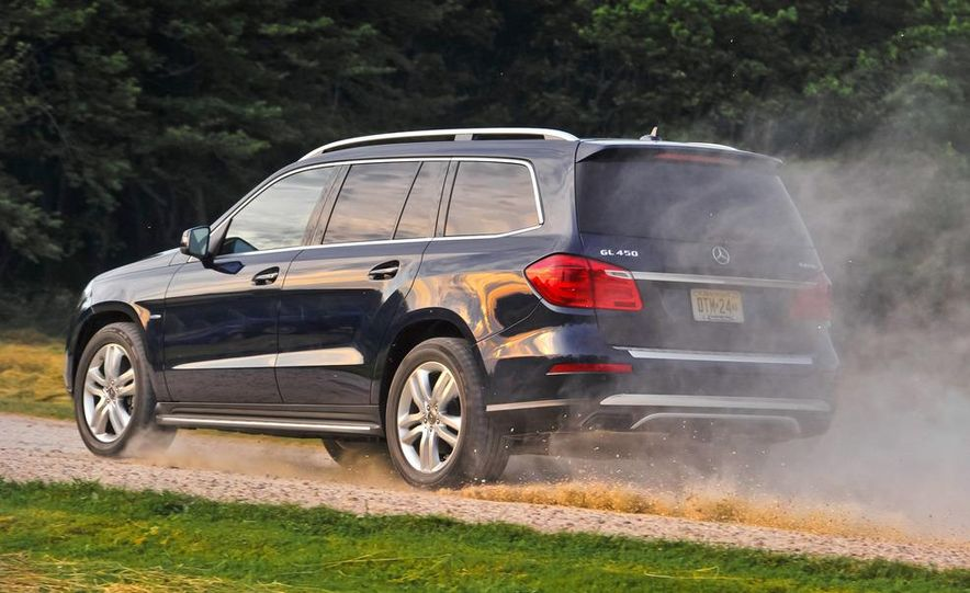 2013 Mercedes-Benz GL350 BlueTec - Slide 32