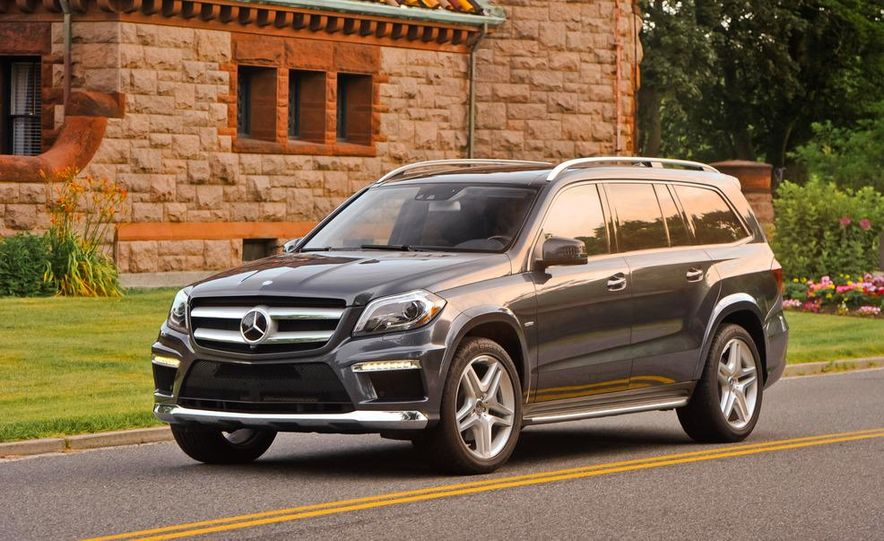 2013 Mercedes-Benz GL350 BlueTec - Slide 35