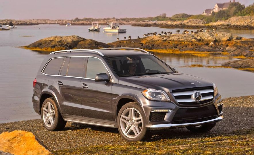 2013 Mercedes-Benz GL350 BlueTec - Slide 37