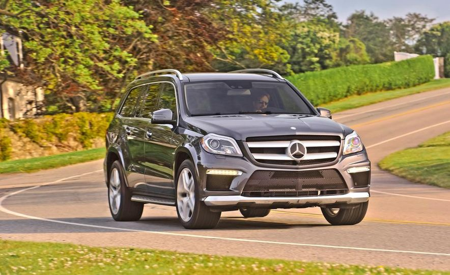 2013 Mercedes-Benz GL350 BlueTec - Slide 38