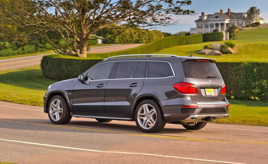 2013 Mercedes-Benz GL350 BlueTec - Slide 39