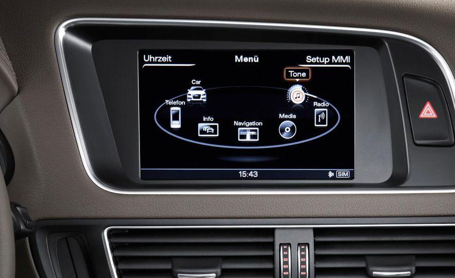 2013 Audi Q5 3.0T Quattro - Slide 53