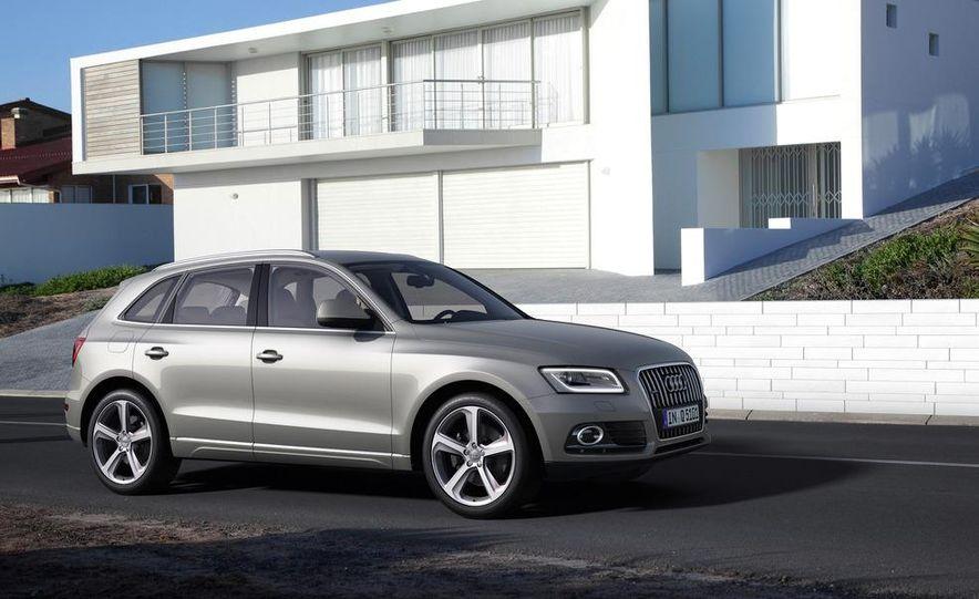 2013 Audi Q5 3.0T Quattro - Slide 14
