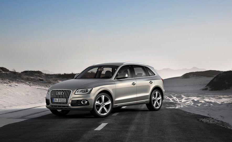 2013 Audi Q5 3.0T Quattro - Slide 23
