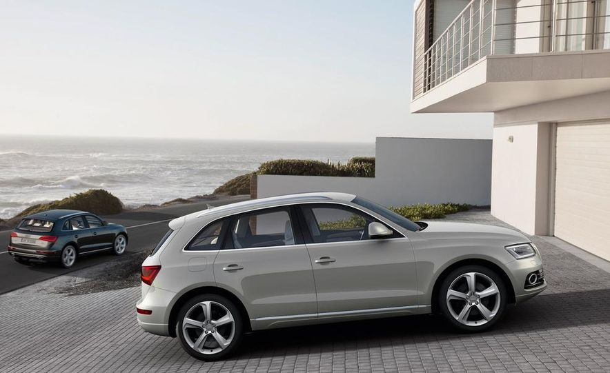 2013 Audi Q5 3.0T Quattro - Slide 28